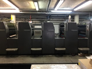 Heidelberg SM 74-5-P2 Sheet Fed