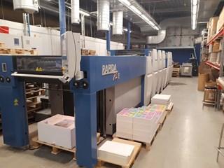 KBA Rapida 75E-4+L SW2  单张纸胶印机