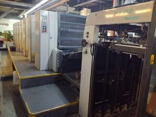 Roland 708 3B Machines offset à feuilles