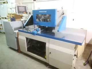 Three Knife Trimmer Eurocutter TM 28 TKT 三面刀