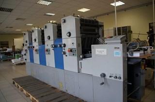 Ryobi 3304 HA Machines offset à feuilles
