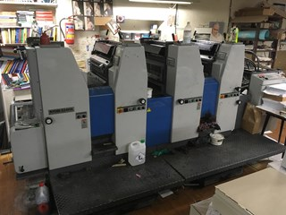 Ryobi 524 HX 单张纸胶印机