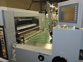 Automatic die-cutting presses SBL 1050 EA Die Cutters - Automatic and Handfed