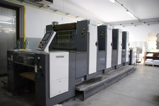 Shinohara 75-IV Sheet Fed