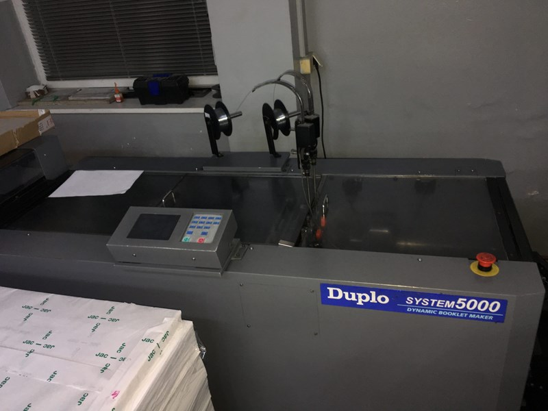 DUPLO System DBM 5000