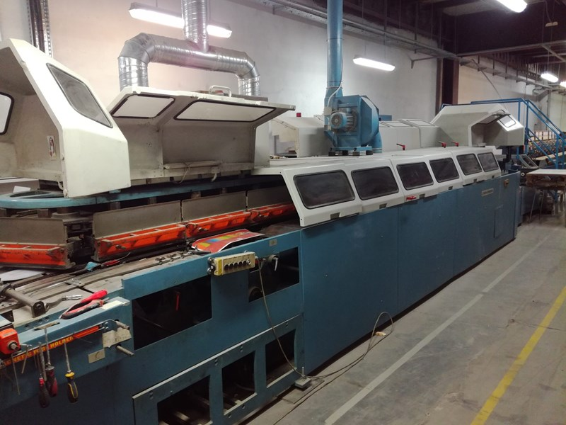 Show details for Perfect binding line WOHLENBERG VARIO 26 with PUR