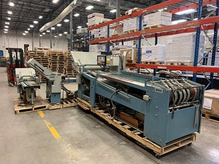 1995  MBO B 30 Folding Machines