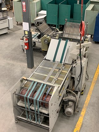 2003 Stahl B-30 Folding Machines