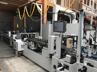 Bobst Domino 90 A2 Carton Gluers