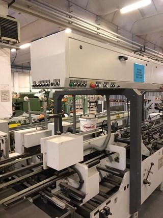 Heidelberg Diana 115-3 Carton Gluers