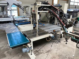 Jagenberg Japack 40-2 Packing Machines