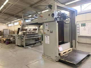 Stock 134R5/1250 MACHINES A PELLICULER ET CONTRE-COLLER