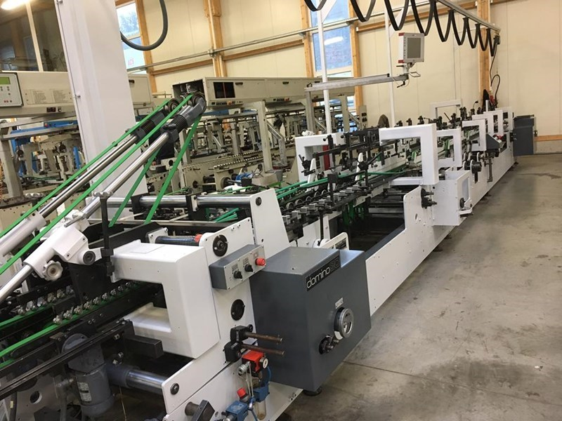 Show details for Bobst Domino 90   A3