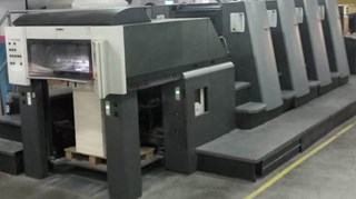 HEIDELBERG CD 74 4 H (F) Sheet Fed
