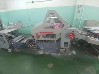 Heidelberg KD 78/4 KTL Plegadoras de papel