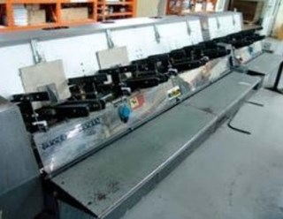 Heidelberg Prosetter 455 Saddlestitchers