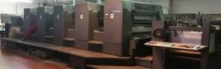 Heidelberg SM 102 5 P Machines offset à feuilles