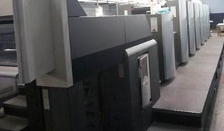 HEIDELBERG SM 74 6+L Machines offset à feuilles