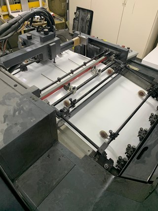 Heidelberg SM 74 6+L Sheet Fed