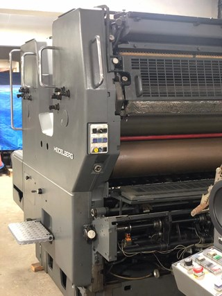 HEIDELBERG SORSZ  Sheet Fed