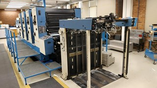 KBA Rapida 104 单张纸胶印机