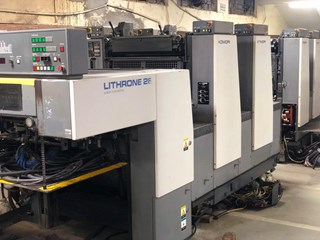 KOMORI LITHRON 426- 1998 MODEL 单张纸胶印机
