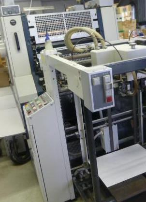 Komori Lithrone L-226 Offset de pliegos