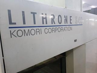 Komori Lithrone LS-440 Sheet Fed