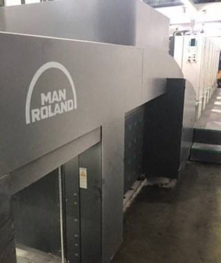 MAN ROLAND 506+LX