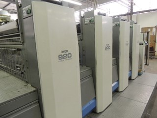 Ryobi 924 单张纸胶印机