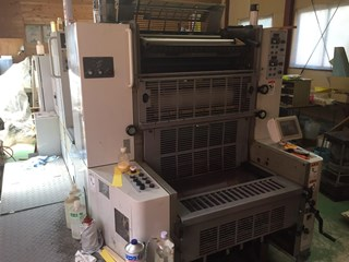 Sakurai Oliver 266 EPZ Gebrauchte Bogenoffsetmaschinen