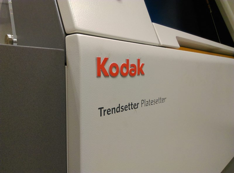 Kodak Trendsetter 800-II-Quantum