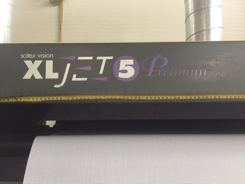 HP Scitex XLJet 5 Premium