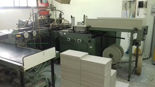 Kolbus DA - Also available as a package of 3 machines Case production