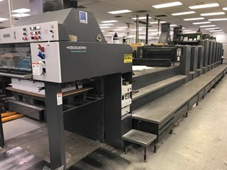 Heidelberg CD 102-6+LYL Sheet Fed