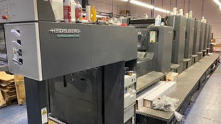 Heidelberg CD 102-6+LX Sheet Fed