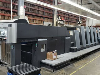 Heidelberg CD 74-7P3+L-F Sheet Fed