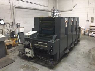 Heidelberg SM 52 Sheet Fed