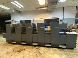 Heidelberg SM52-5P2 单张纸胶印机