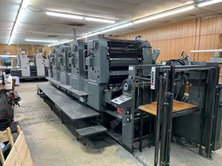 Heidelberg SM72VP Sheet Fed