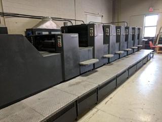Heidelberg SM74-6P3-L Machines offset à feuilles