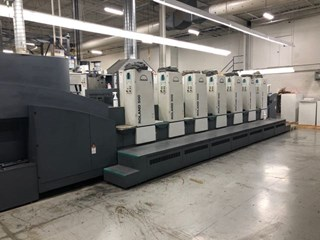 Manroland 506 OB Sheet Fed