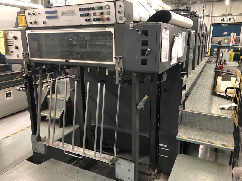 Show details for Heidelberg CD102-V+L