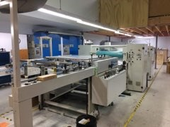 2007 Paperplast DRY 70 Laminating and coating