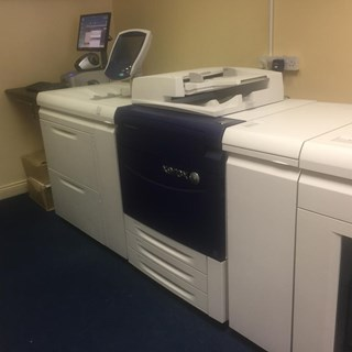 2012 Xerox 770 - Perfect Condition Digital Printing