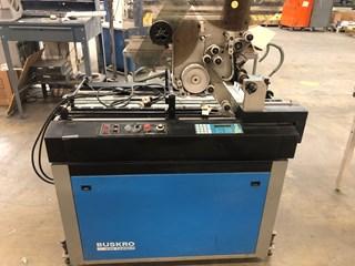 Buskro BK530 Tabber Autres machines