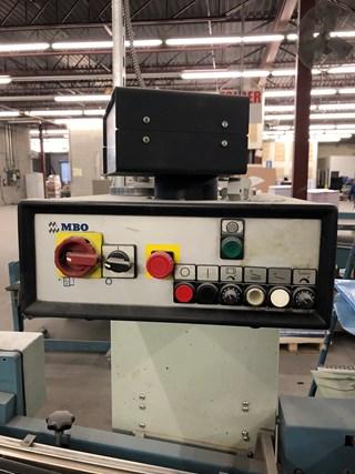 MBO B26 - 8 PAGE Folding machines