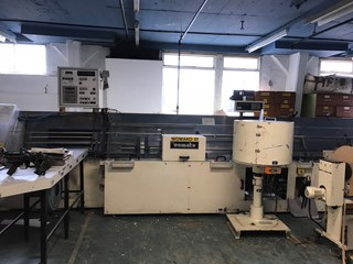 2013  Kugler  HS 535 Wire-O and Spiral Binding