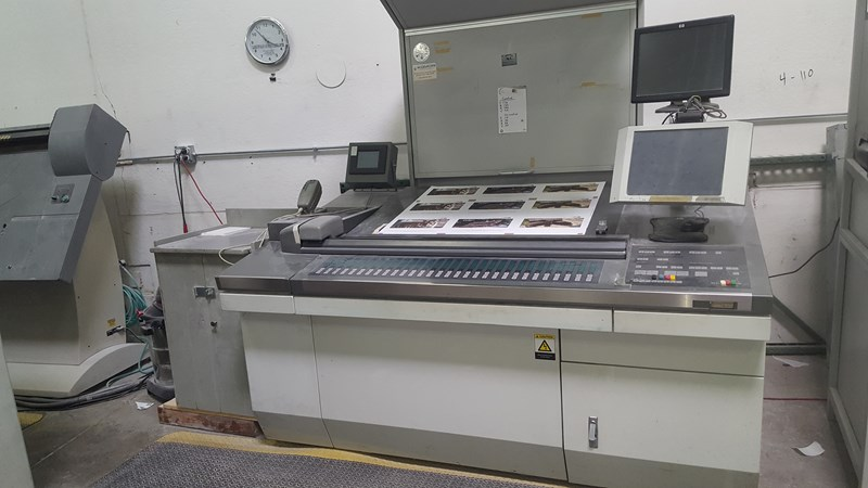 2005 Komori Lithrone LS640 + CX - 4045 Series