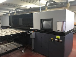 Durst RHO 750 PRESTO Digital Printing